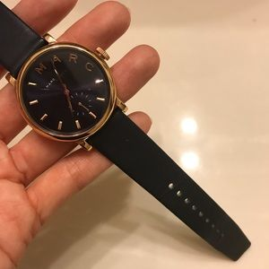 Authentic Marc by Marc Jacobs Navy Blue Watch