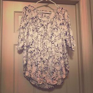 Loft shirt, NWT, Size Large