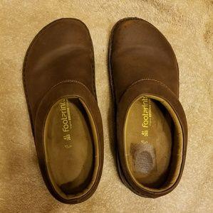Birkenstock Footprints