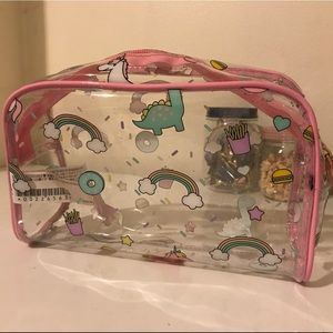 Clear Makeup Pouch