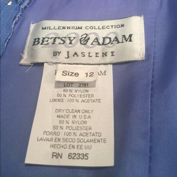 Betsy & Adam Dresses - Betsy & Adam formal dress