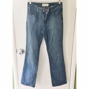 Levi Strauss Signature Jeans Size 6 Mom Jeans
