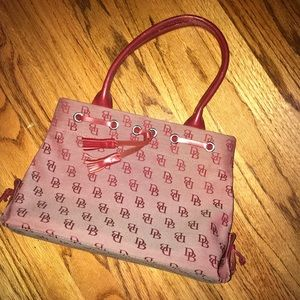Dooney and Burke Tote