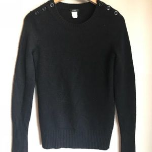 🔅J. Crew🔅 'Dream Alexie Sweater!' In black!