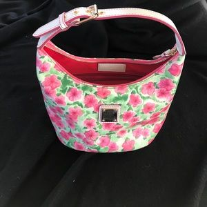 Dooney and Bourke Floral purse