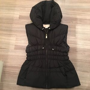 Michael Kors puffy vest!