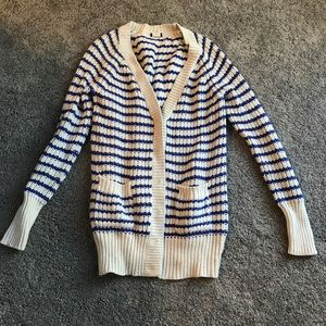 J crew cardigan sweater. Small.