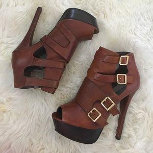 Steve Madden Leather Heels