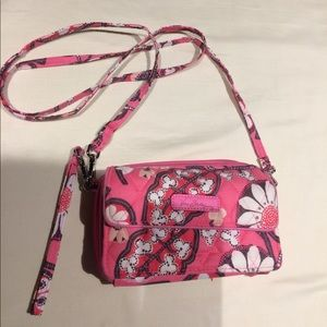 Vera Bradley All in One Cross-body