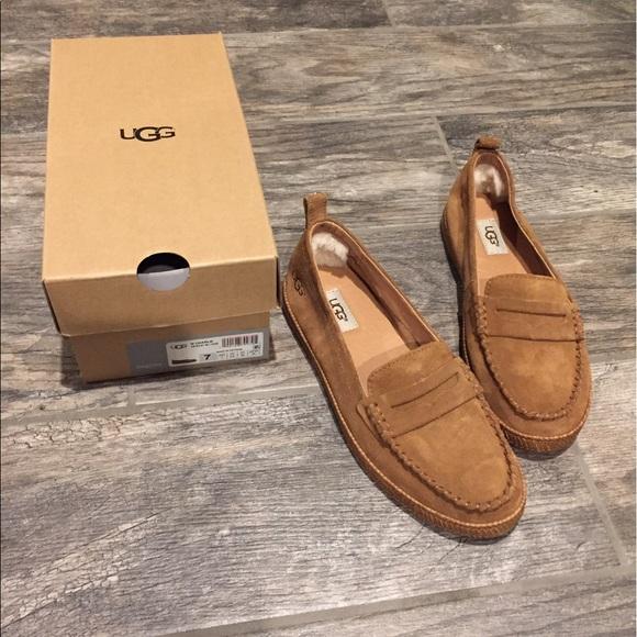 Ugg shoes charlie loafers poshmark jpg 580x580 Ugg loafers 0aaf3bc95
