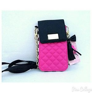 Luv Betsey Johnson Wallet on a String - NWT
