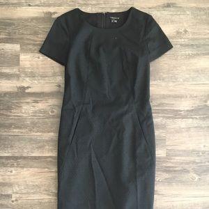 Theory short sleeve dress