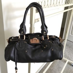 Authentic Chloe Paddington 2006 Coll Satchel