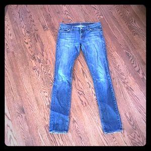 7FAMK Roxanne skinny jeans