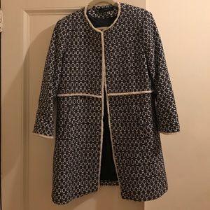 Zara duster coat- XL