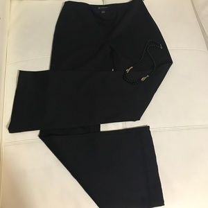 INC BLACK PANTS
