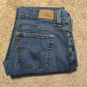 Woman Levi Jeans