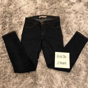 Size 26 J Brand Skinny Jeans