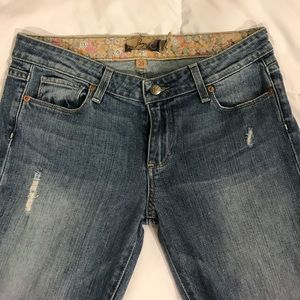 Paige Bell Canyon Jeans