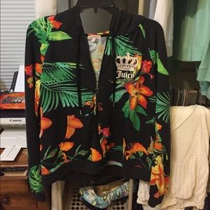 Juicy couture matching jacket and skirt