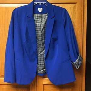Worthington Blue Blazer 1x