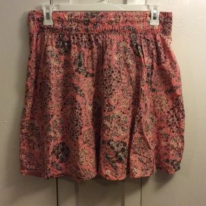 H&M Cotton Skirt