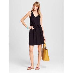 Merona Tie Waist Cotton Dress