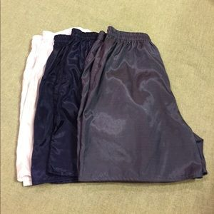 Other - 3 pk Thai silk boxers