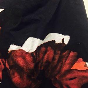 Anthropologie- HD in Paris Floral Skirt