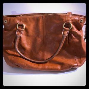 J.Crew Authentic leather bag