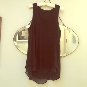 Banana Republic sleeveless tunic