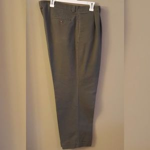 Olive Green Chinos