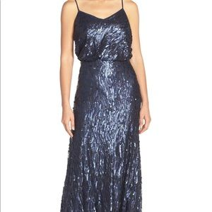 Brand new sequin prom dress