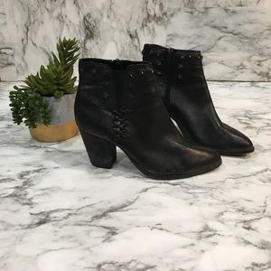 dolce vita cactus studded heeled boots
