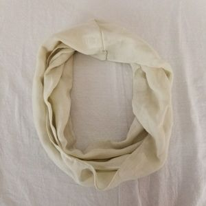 BUNDLE ONLY!!! Eggshell Infinity Scarf