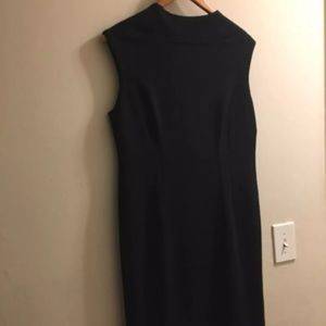 Adrienne Vittadini Black Dress