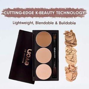 New Makeup by Evon HD Ready Contour Palette