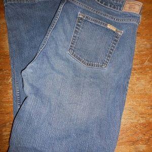 Levi Signature Low Rise Bootcut Jeans Misses 16S