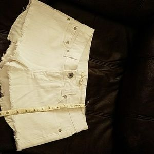 Forever 21 short jean shorts