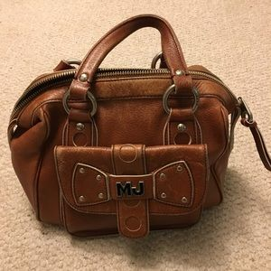 Marc by Marc Jacobs Brown Bow handbag