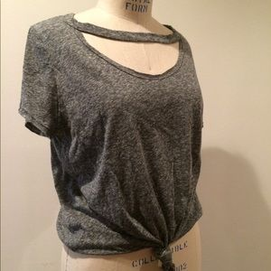 Grey knot Sweatshirt