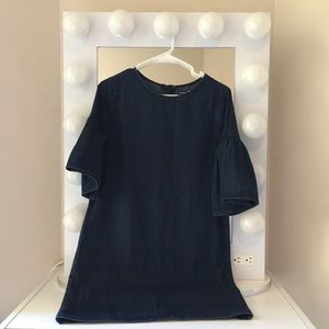 Boohoo Denim Dress