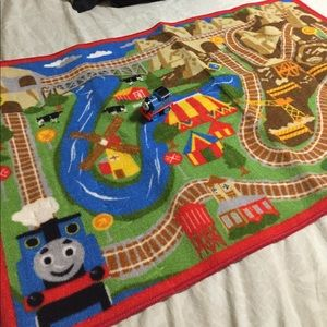 Other - Thomas the train floor mat and train