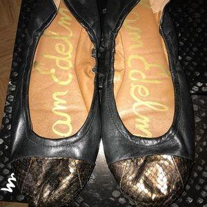 Sam Edelman Ballet Cap toe flats