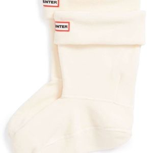 Hunter Other - Cream Hunter Boot Socks (Wellies)