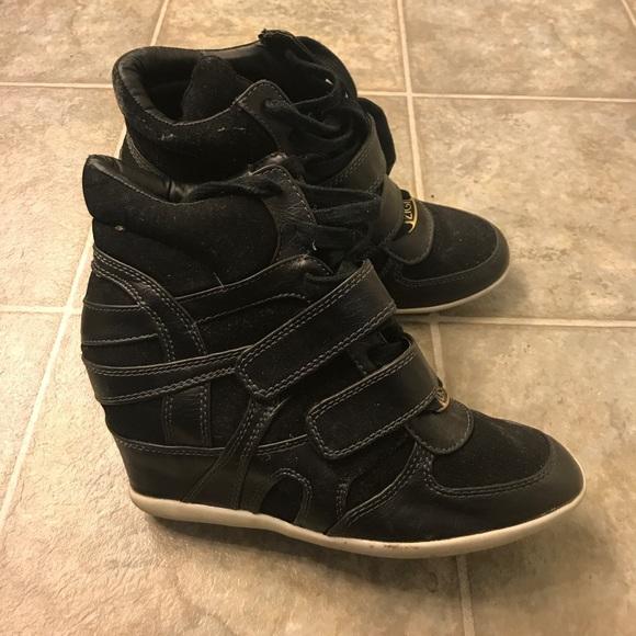 Zigi Soho Shoes | Tennis Shoe Wedges