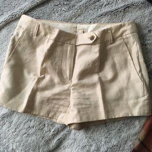 J.Crew Khaki dress shorts