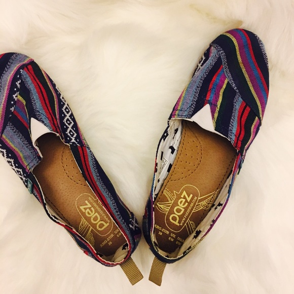 Shoes   Cute Colorful Moccasins   Poshmark