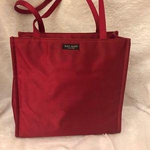 Kate Spade north/ south shoulder bag