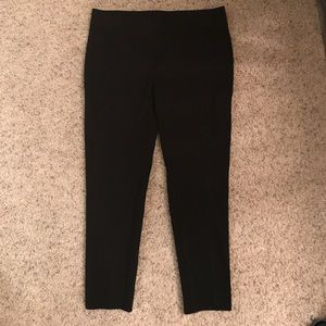💕Anthropology Pure and Good Cropped Leggings -L
